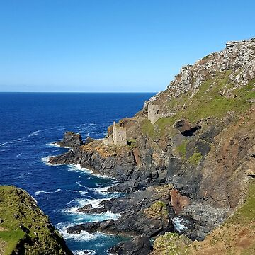 Botallack Tin Mine by anthonyhedger