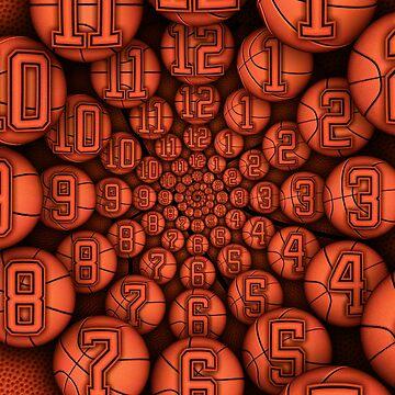 Basketball clocks by dima-v