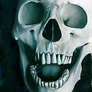 Laughing Skull by Anthony Billings