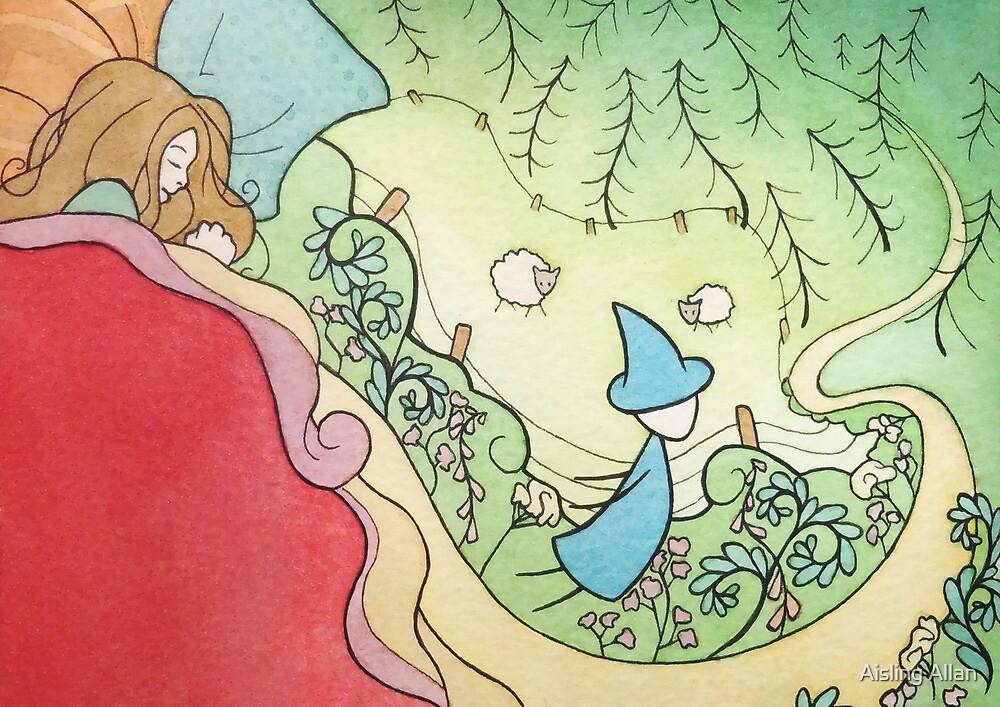 Journey to Glen Esk: Dream (rectangle version) by nightspirit174