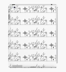 Abstract trees unique shapes plant ecology contemporary iPad Case/Skin