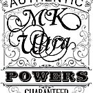 « MK Ultra power » par clad63