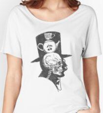 A gentlemen's X-ray Women's Relaxed Fit T-Shirt