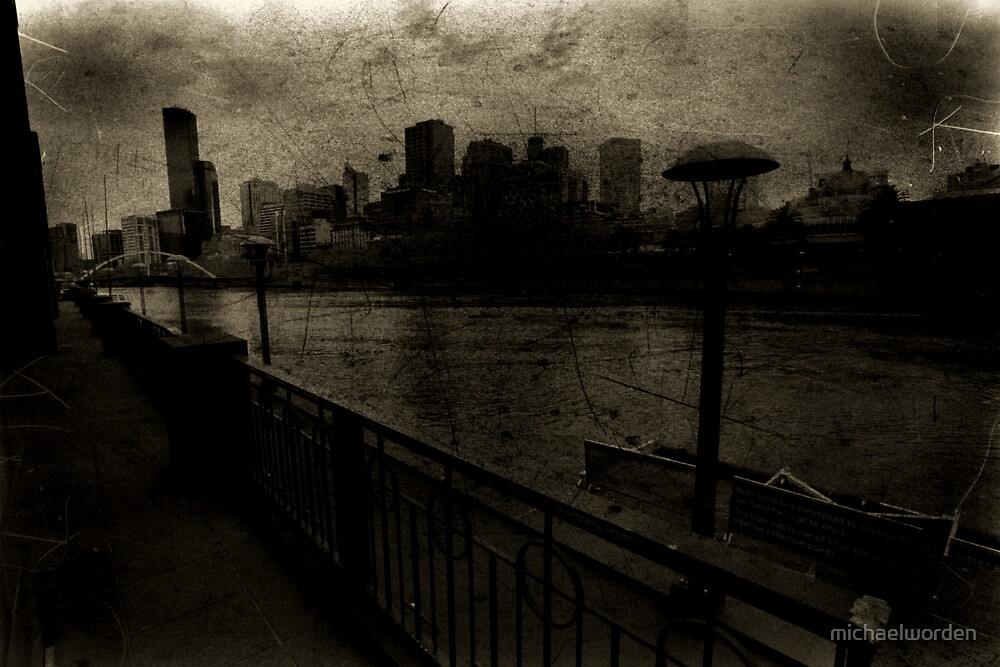 Dark and Stormy.3 by michaelworden