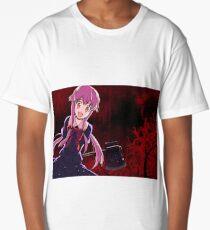 Mirai Nikki - Yuno Gasai (The 2th) Long T-Shirt