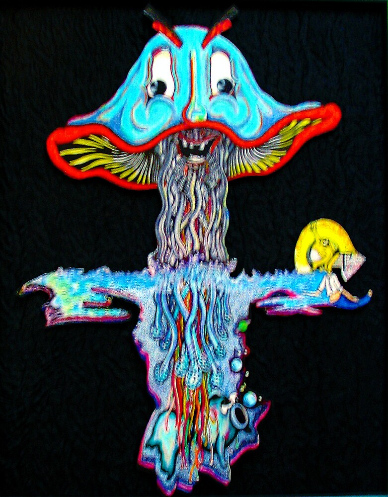 Jellyfish by Tristan Nolan