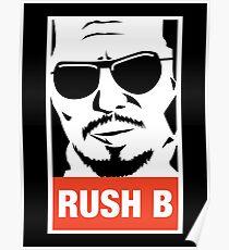 Rush B Gaming Poster