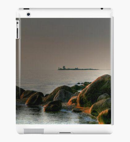Lake Winnipeg iPad Case/Skin