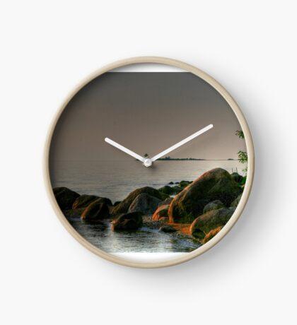 Lake Winnipeg Clock