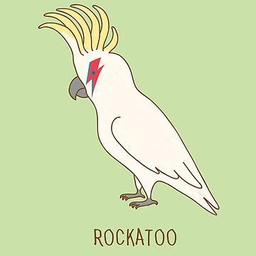 rockatoo by Milkyprint