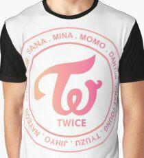 TWICE Graphic T-Shirt