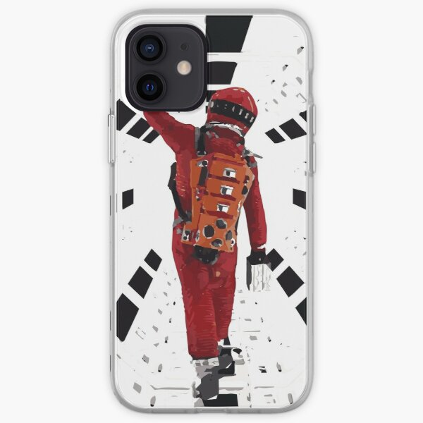 2001: A Space Odyssey (1968) iPhone Soft Case