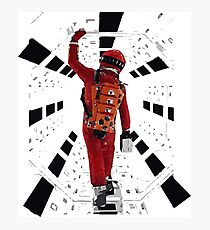 2001: A Space Odyssey (1968) Photographic Print