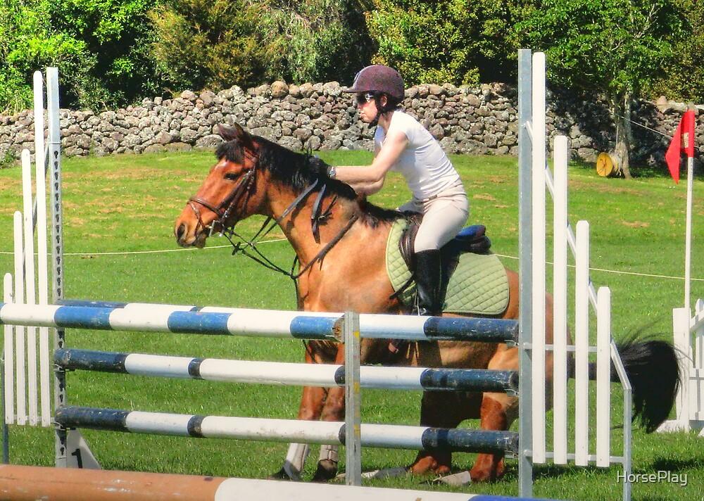 Refusal by HorsePlay