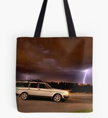 Volvo Lightning Edition Tote Bag