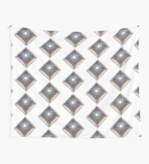 Madrid Cathedral Dome Wall Tapestry