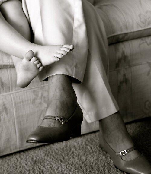 Namesake #1: Feet by JTomblinson