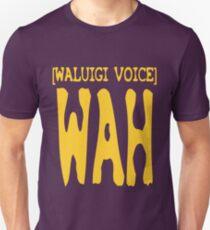 Waluigi Voice Shirt Unisex T-Shirt