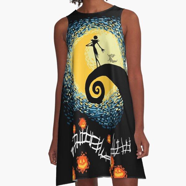 Starry nightmare A-Line Dress