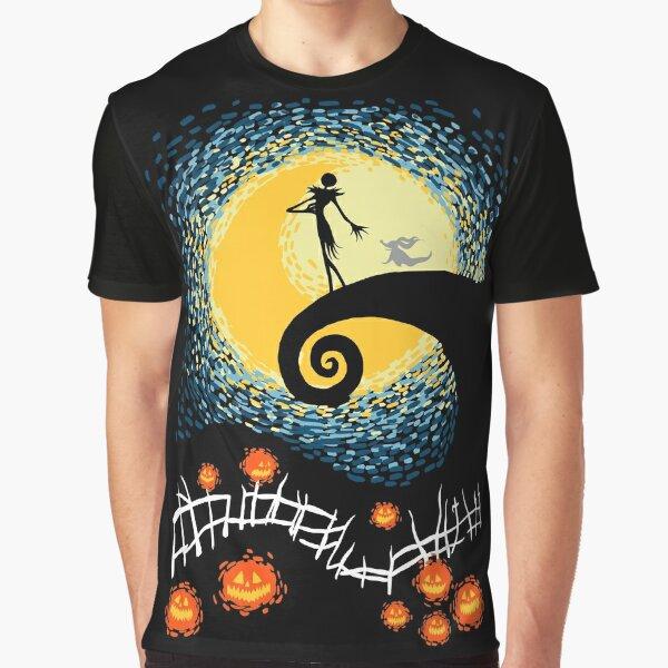 Starry nightmare Graphic T-Shirt