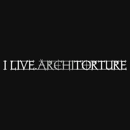 TShirtGifter presents: i'm an archi student