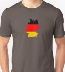 Germany Slim Fit T-Shirt