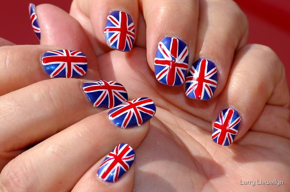 Yea British Car Day...... by Larry Llewellyn