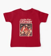 Cats for Everybody Kids Clothes