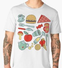 foodie Men's Premium T-Shirt