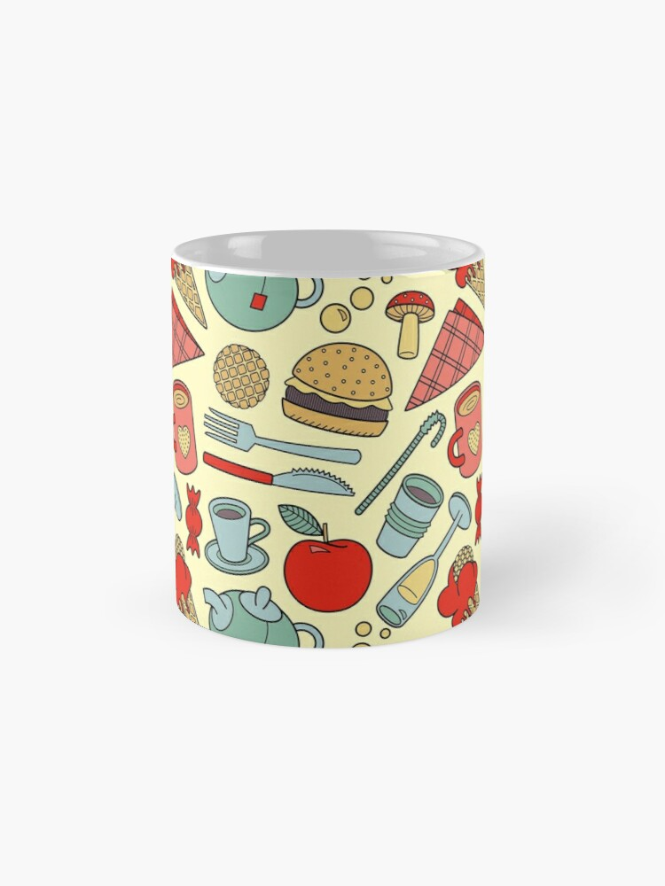 Alternate view of Foodie Mug