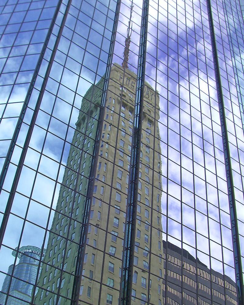 Minneapolis Reflections by Tom  Reynen