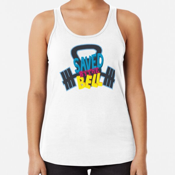 Saved By The Bell Preppy Adult Tank Top