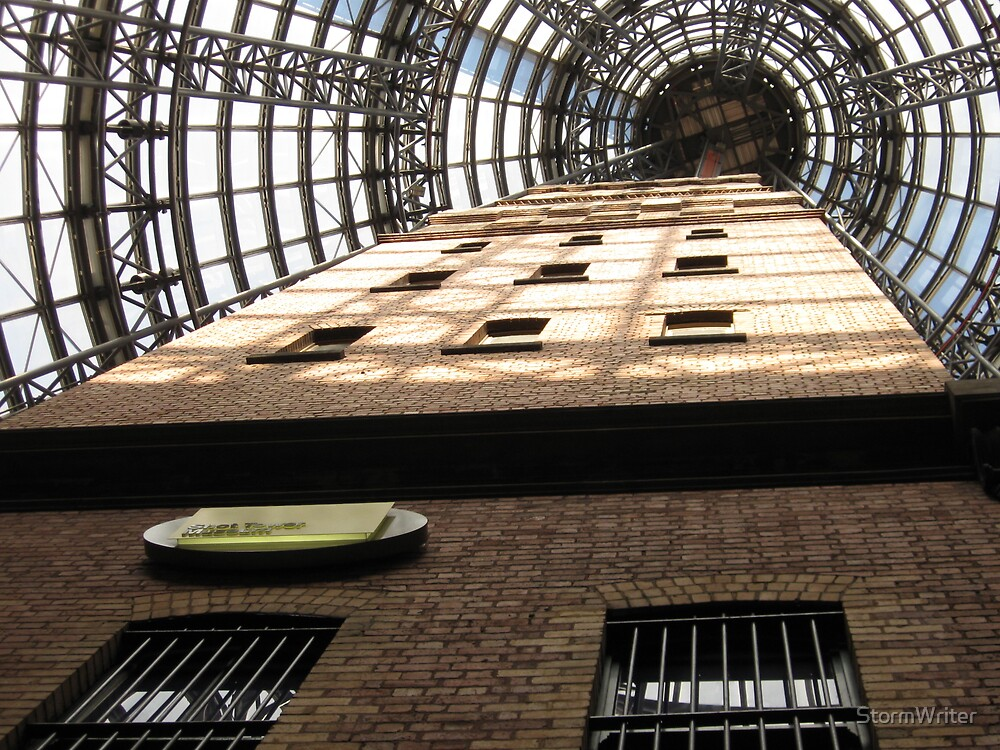 Melbourne Central by StormWriter