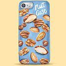 Nut Case - Food Pun by AmandaDilworth