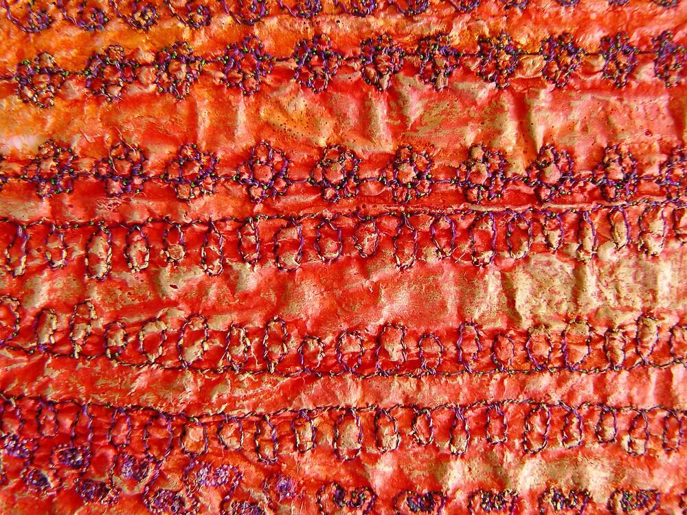 Molten Stitch by Christine Jones