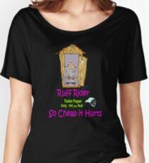 Ruff Rider Women's Relaxed Fit T-Shirt