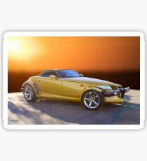 2001 Plymouth Prowler IV Sticker