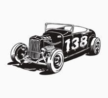 138 hot rod