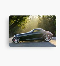 2000 Plymouth Prowler 'Panther' 1 Canvas Print