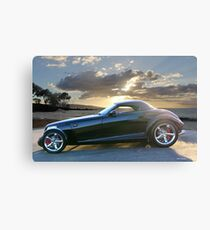 2000 Plymouth Prowler 'Panther' 2 Canvas Print