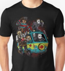 Halloween Special Gift Legends Horror Movies Unisex T-Shirt