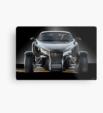 2000 Plymouth Prowler 'Panther' 4 Metal Print