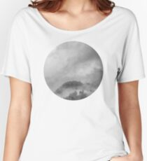 Moody clouds 5 Women's Relaxed Fit T-Shirt