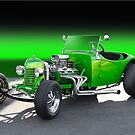 1932 Bantam Roadster 'Green Machine' I by DaveKoontz