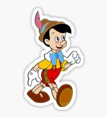 Pinocchio Sticker