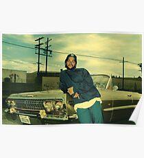 Boyz n da Hood Cube Poster