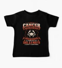 Gag Gift For Cancer Born With My Heart On My Sleeve Cancer Gifts Kids Clothes
