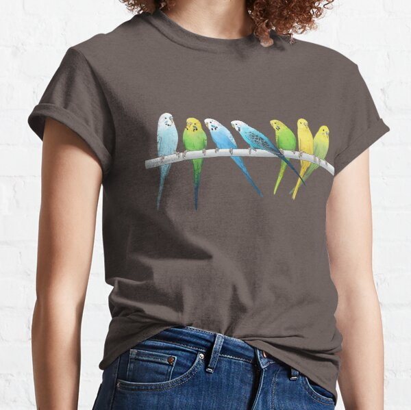 Budgies Classic T-Shirt