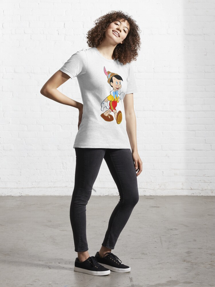 Alternate view of Pinocchio Essential T-Shirt