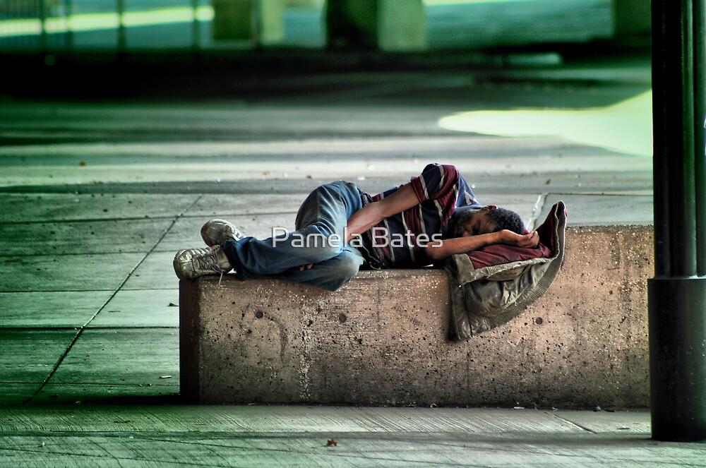 Now I lay me down to sleep..... by Pamela Bates